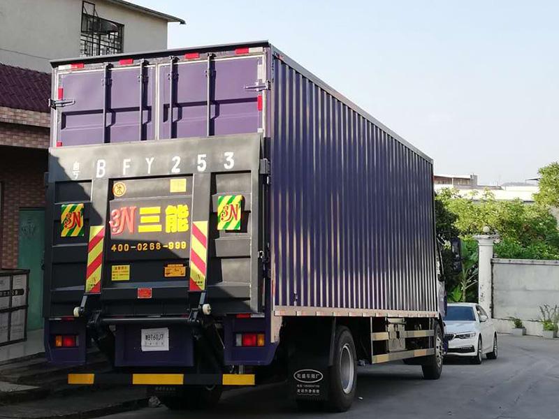 2吨货车尾板