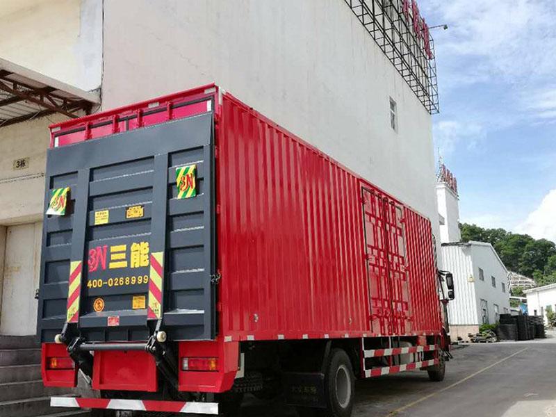 1.3-1.52米升降高度货车尾板