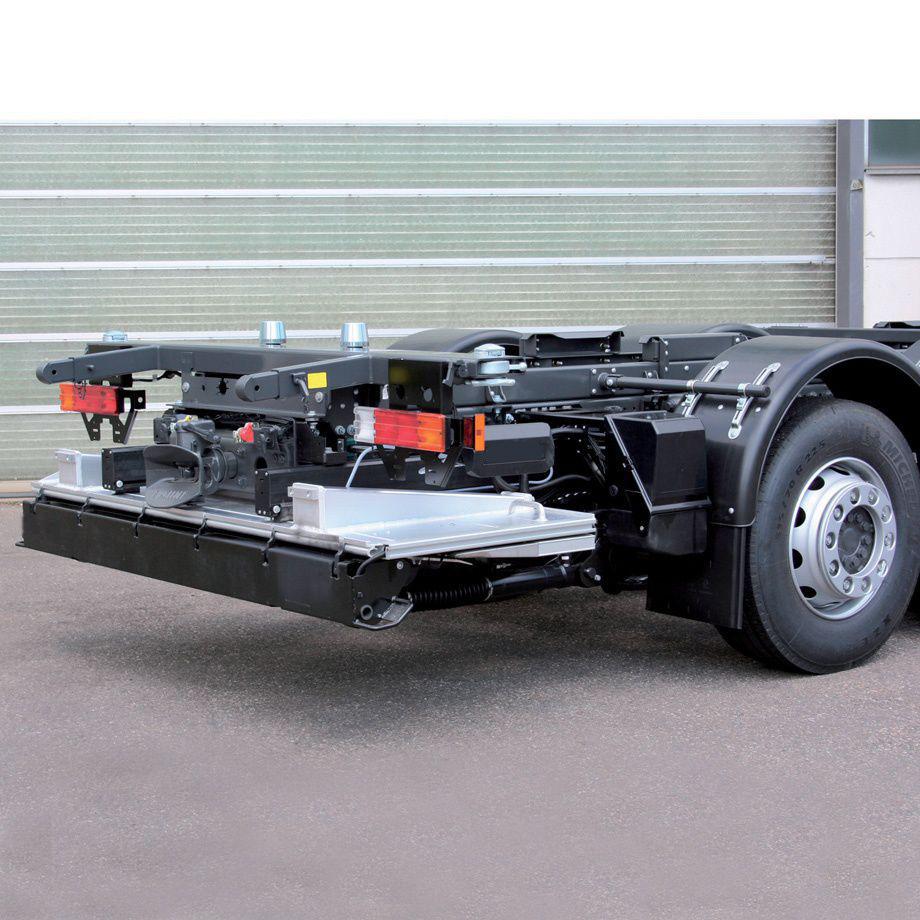 液压汽车尾板系统耗损如何减少